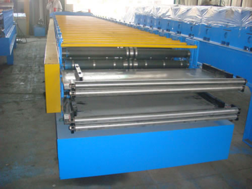 Double Layer Roll Forming Machinery