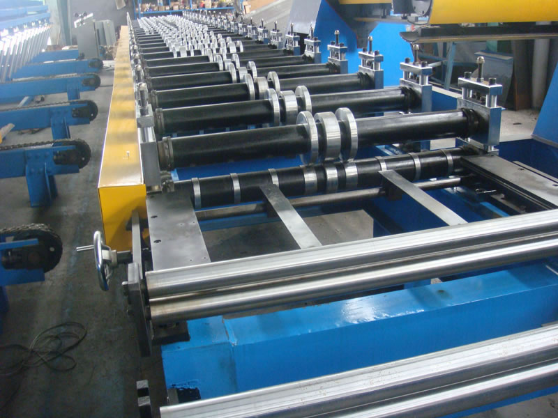 IBR Forming Machine