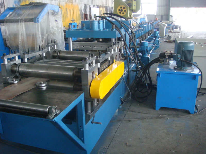 Roll Forming Machines