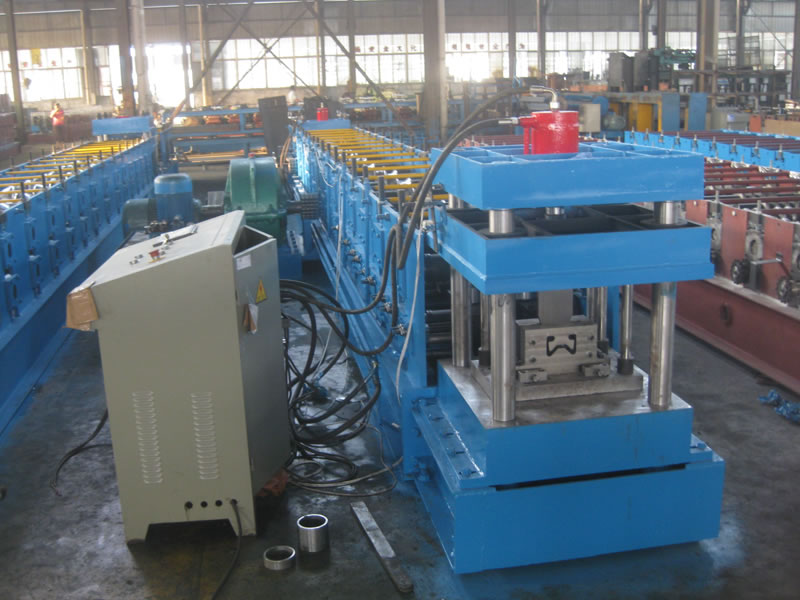 Column Roll Forming Machines
