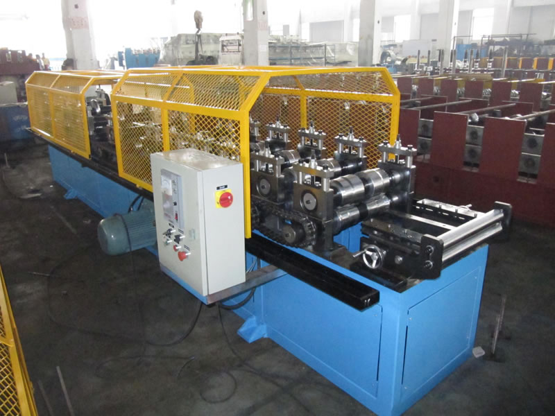 C Stud Roll Forming Machinery